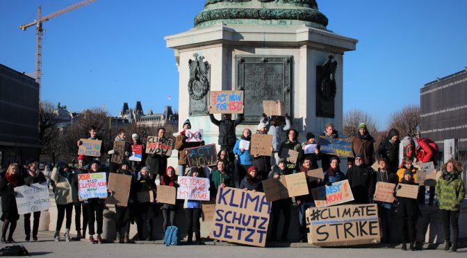Fridays for Future: Klimastreik